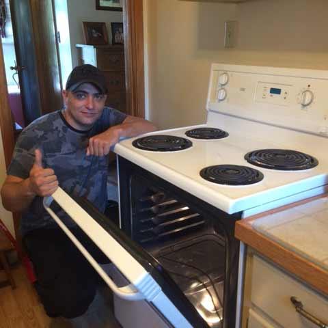Hamilton stove repair service
